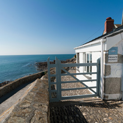 Fishermans Loft, South West Cornwall