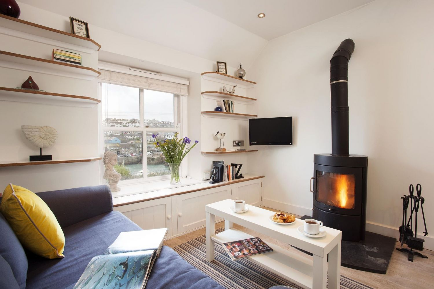 Harbour View Cottage - Porthleven Holiday Cottages View Cottage - Porthleven Holiday Cottages