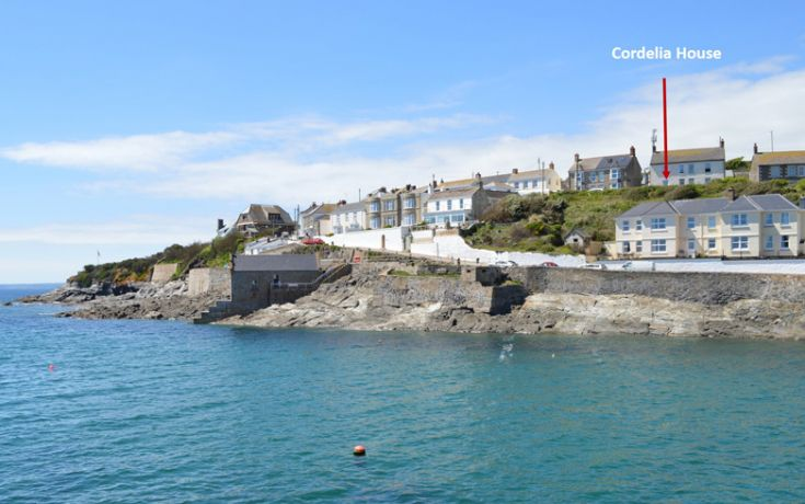 Cordelia - Porthleven Holiday Cottages