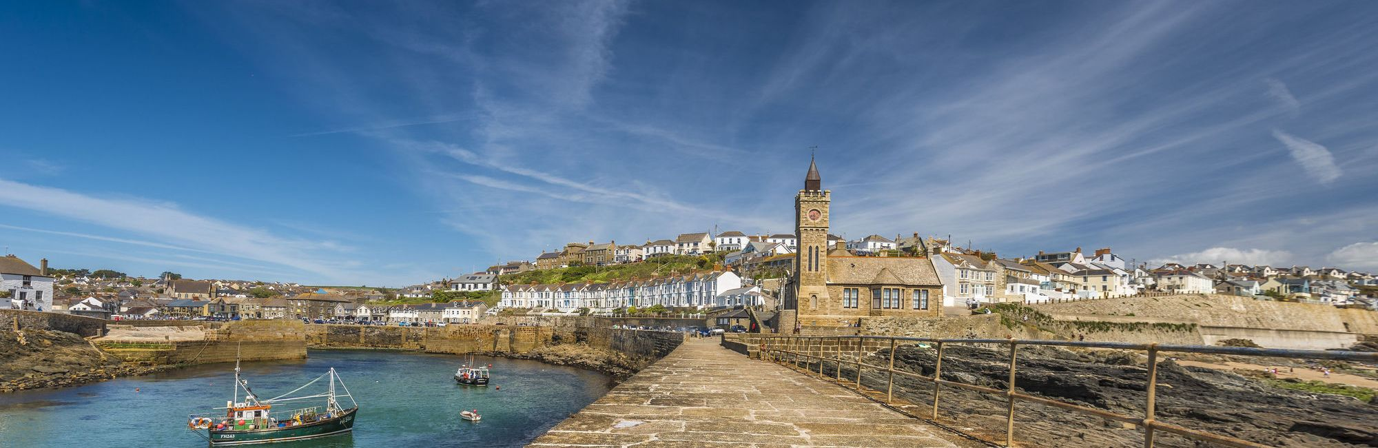 Porthleven - Credit Geoff Squibb