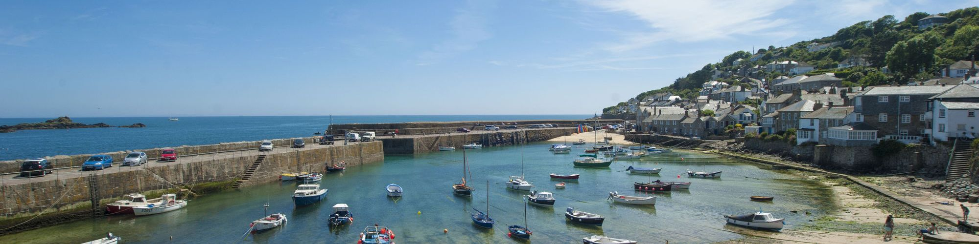 Mousehole - Credit Adam Gibbard and Visit Cornwall