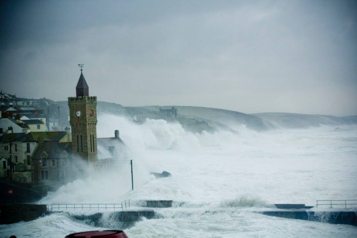 Porthleven Storm