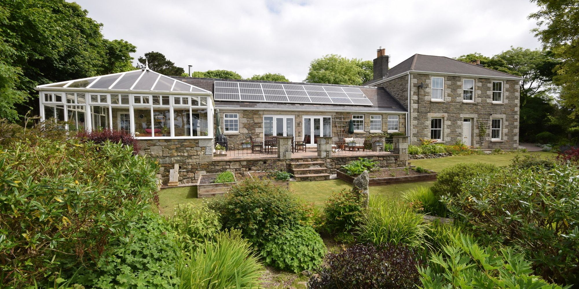 Tregoose Farm & Barn, Cornwall - Porthleven Holiday Cottages