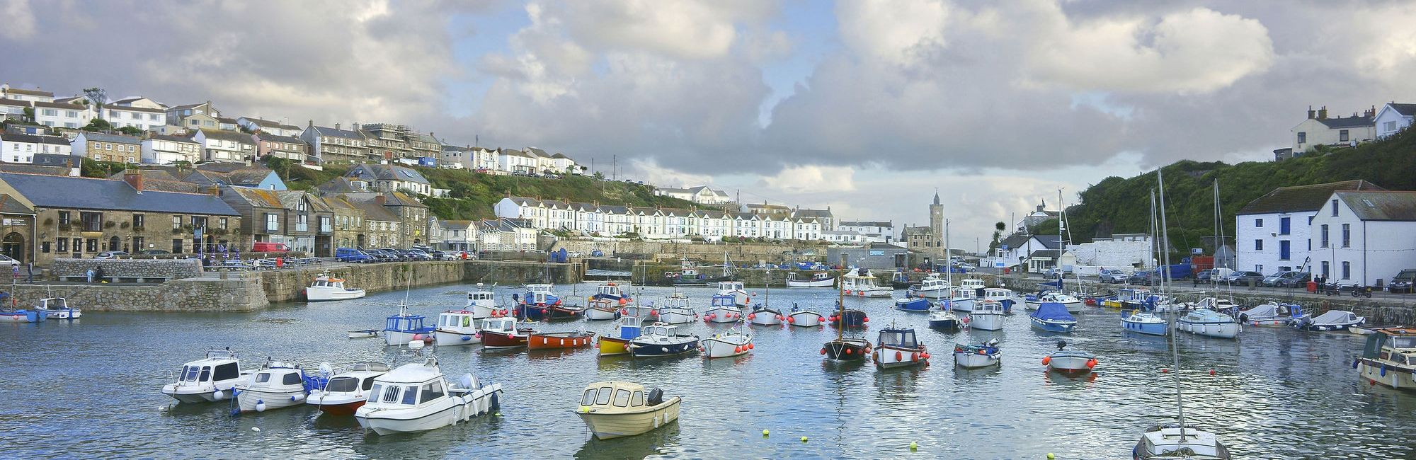 Porthleven early evening
