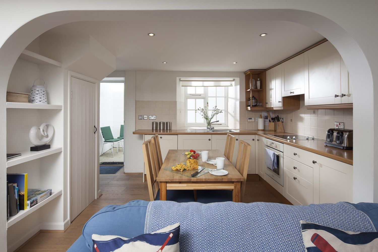 Jerboa 2 - Porthleven Holiday Cottages