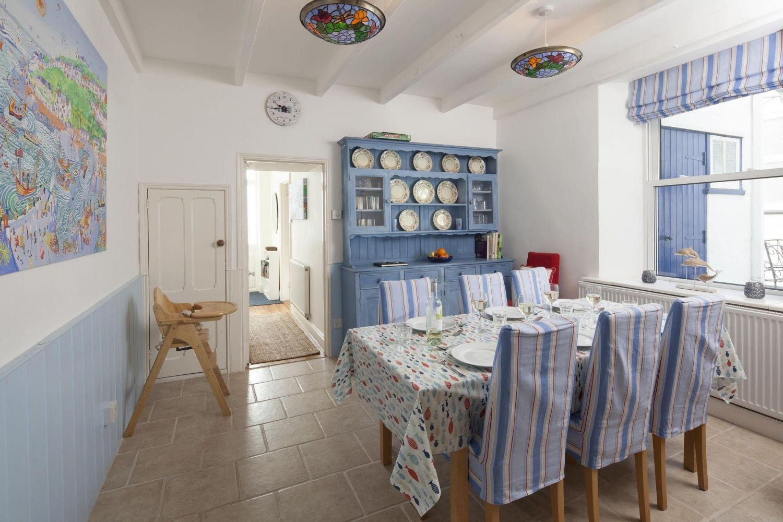 Crabpot Cottage - Porthleven Holiday Cottages