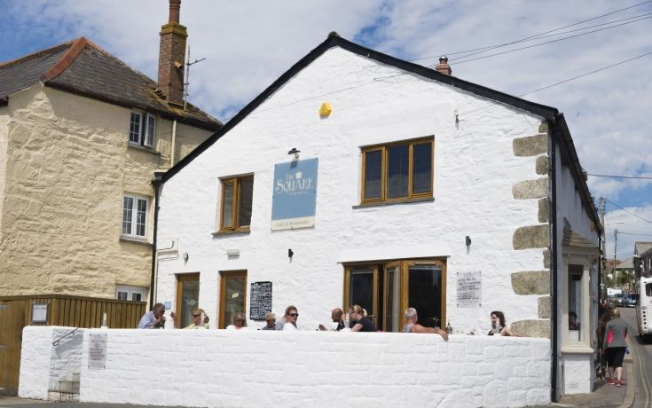Restaurants and cafes in Porthleven