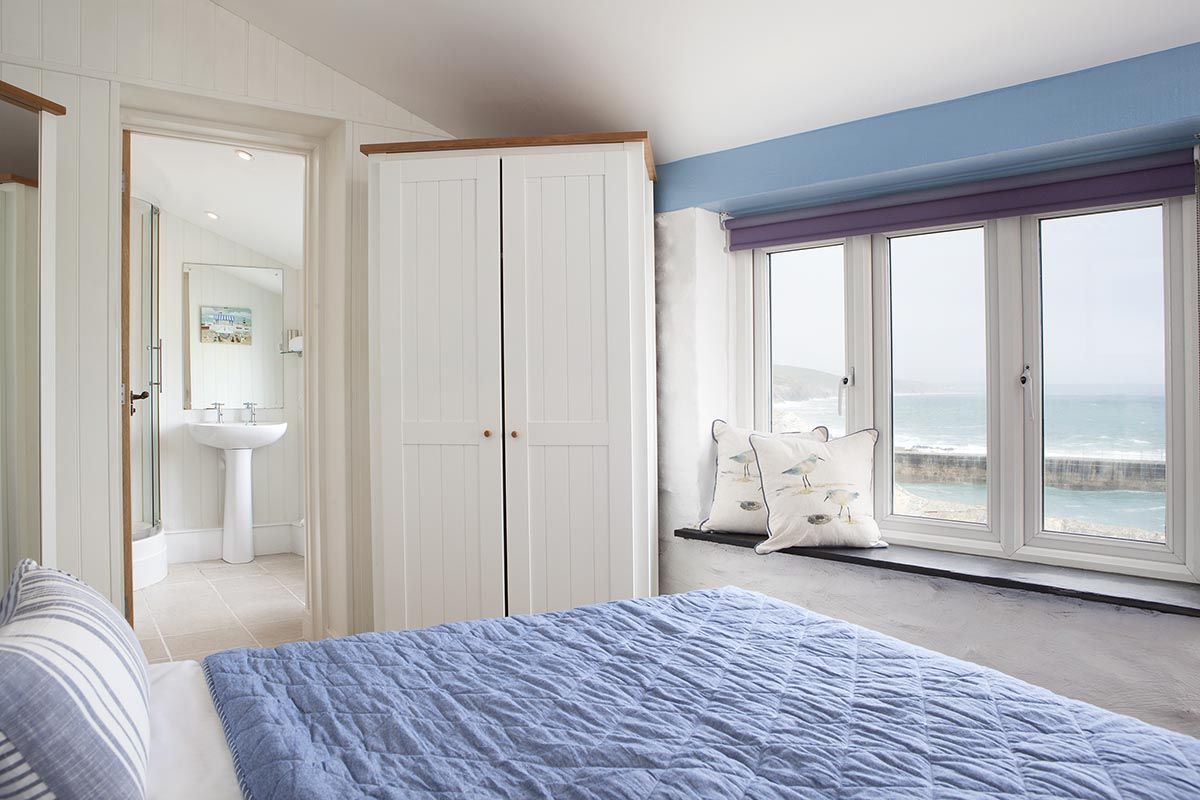 Fishermans Loft, Porthleven Holiday Cottages