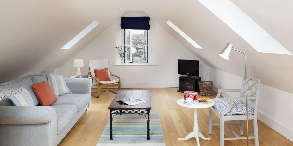 Mackerel Loft - Porthleven Holiday Cottages