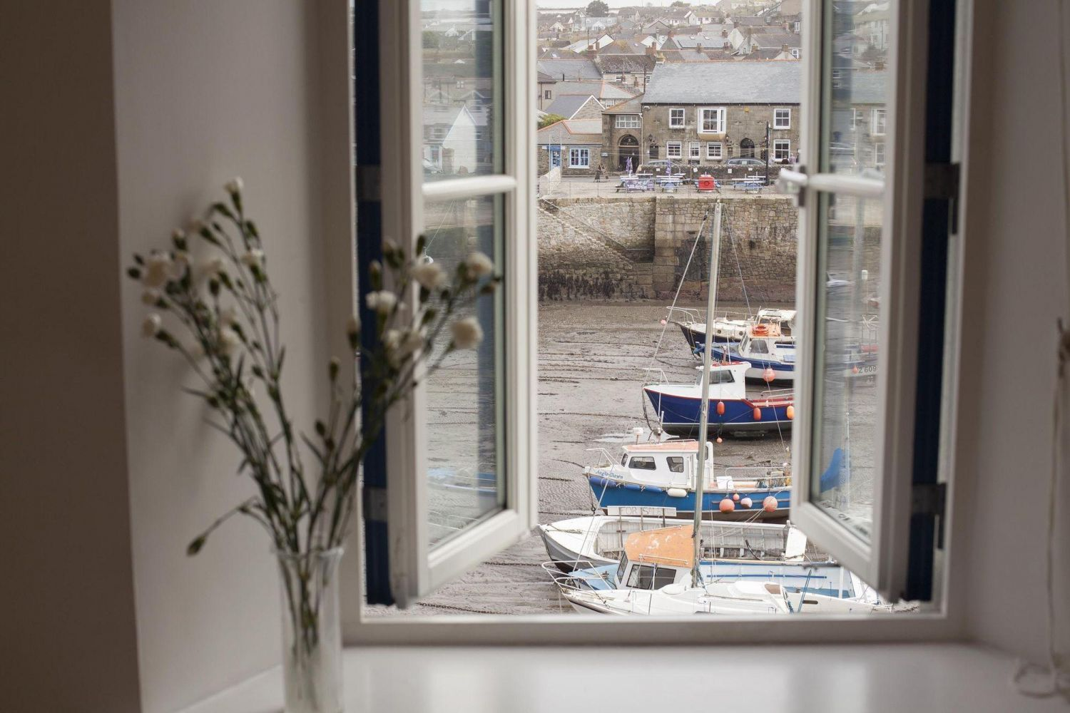 Mackerel Loft - Porthleven Holiday Cottages