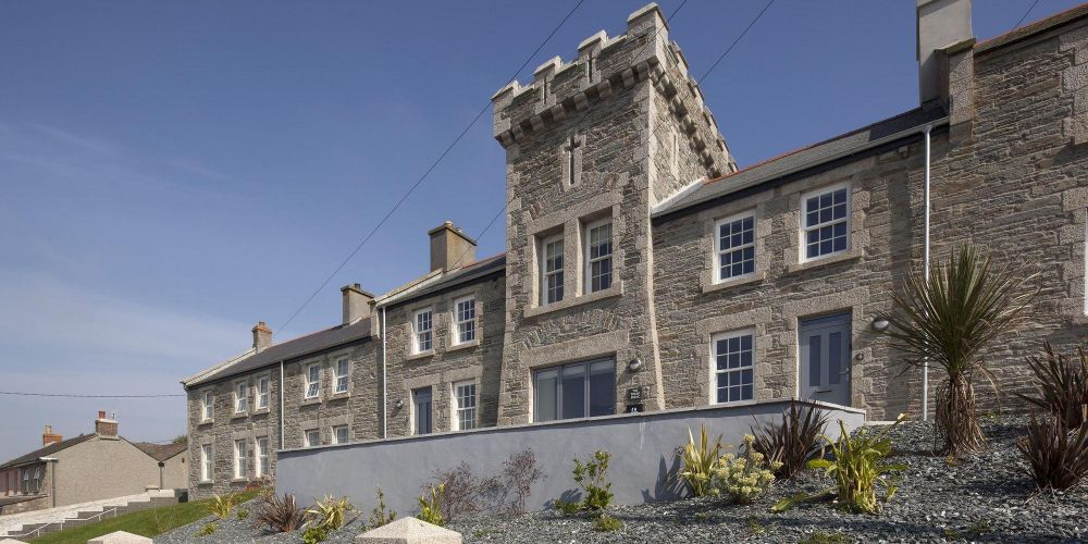 Tower House - Porthleven Holiday Cottages