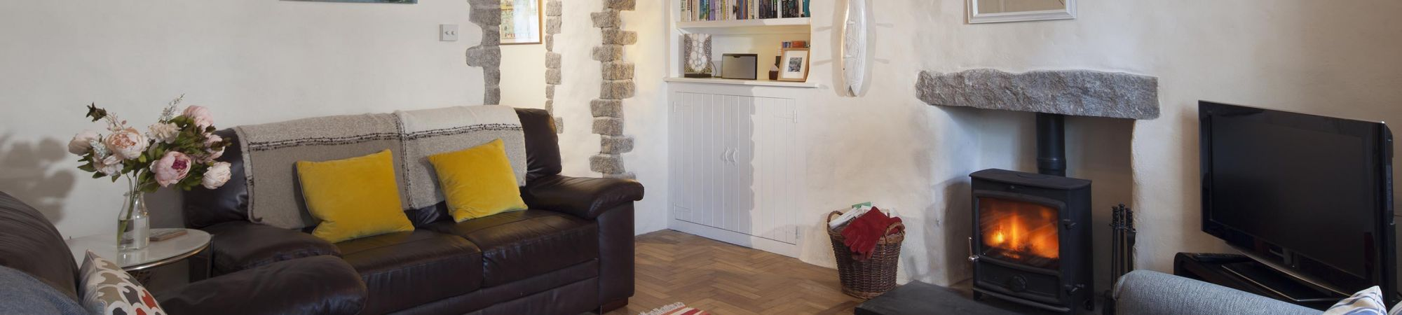 Trefusis cottage Porthleven Holiday Cottages