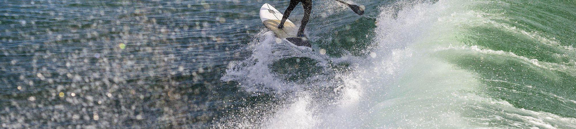 Stand up paddle - Porthleven Holiday Cottages