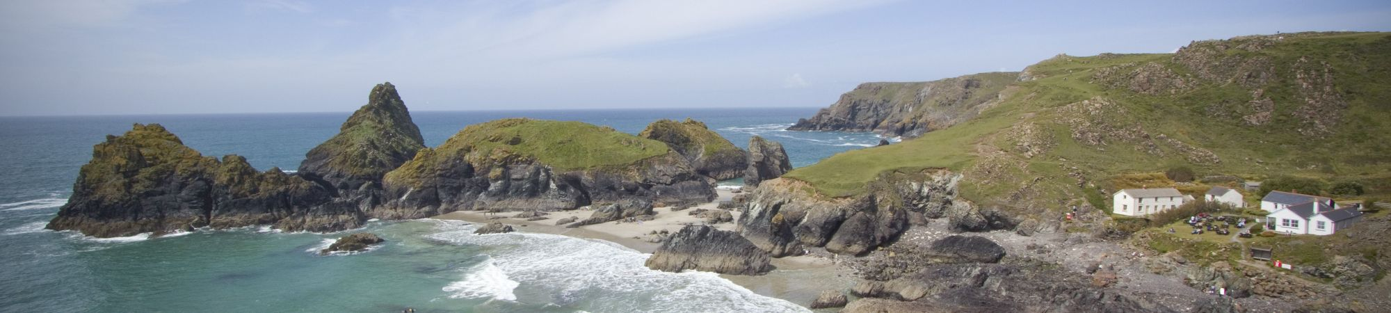 Kynance Cove, The Lizard Peninsular