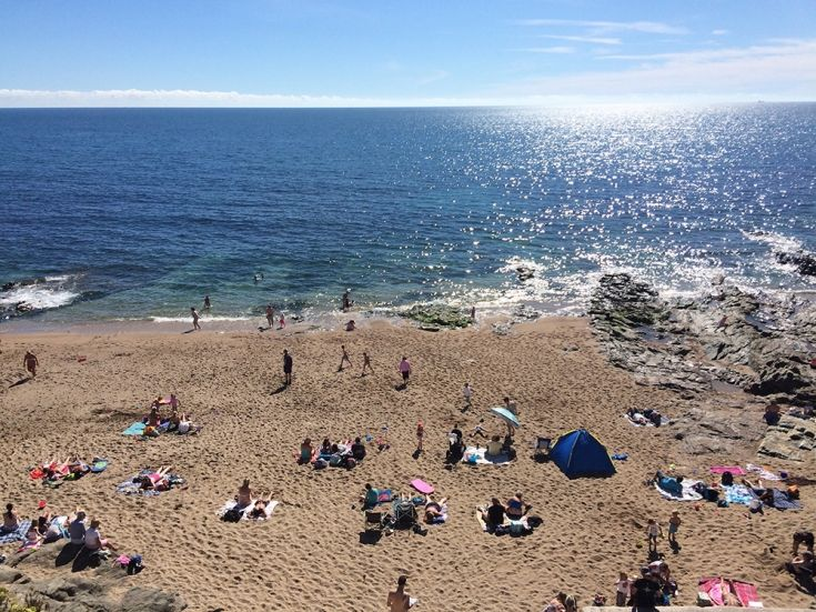 Summer in Porthleven