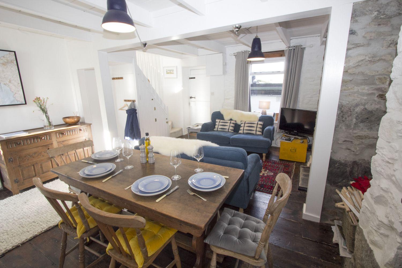 Torleven Cottage - Porthleven Holiday Cottages