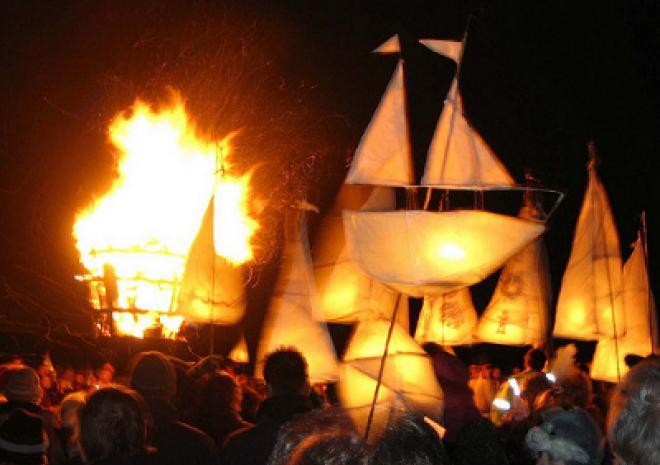 Montol Festival, Penzance