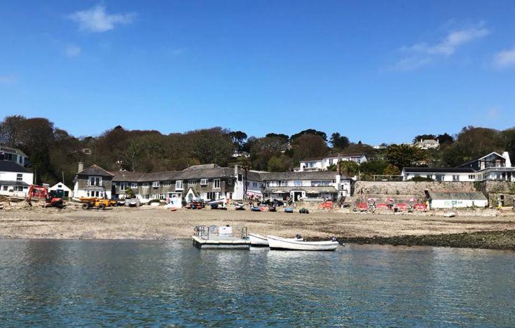 Ferry Boat Inn - Helford, Cornwall