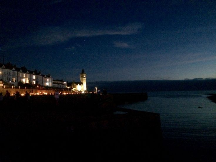 Porthleven Torchlight Procession