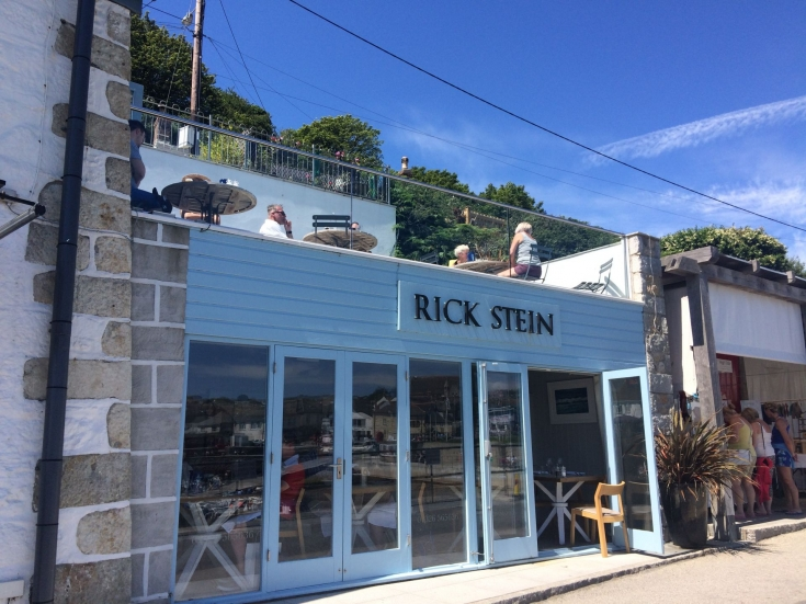 Kota Kai and Rick Stein Alfresco dining, Porthleven